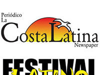 La Costa Latina and Latino Festival Logos