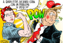 Trump vx Rosie the Riveter