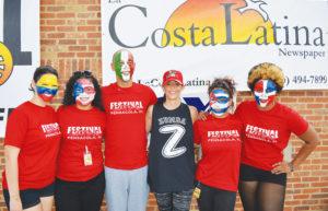 No Te Pierdas el Festival Latino Anual en Pensacola, November 6 ~ Don't Miss the Annual Latino Festival in Pensacola, el 6 de Noviembre