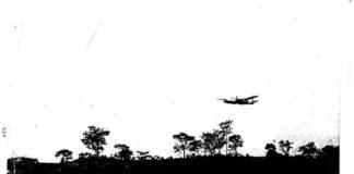 La tripulación de vuelo de un bombardero B-26 practica misiones en el período previo a la invasión de Bay of Pigs. FOTO ARCHIVO/CIA ~ The flight crew of a B-26 bomber practices missions in the run-up to the Bay of Pigs invasion. FILE PHOTO/CIA