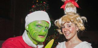 grinch and cindy lou