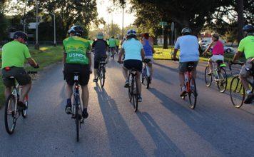 biclicle riders