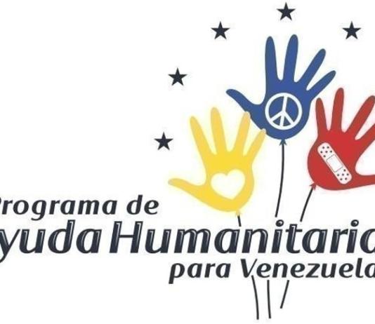 Ayuda para Venezuela logo