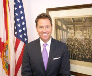 City of Pensacola Mayor Ashton Hayward