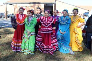 Jalisco dancers