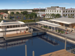 renderings of boat launch
