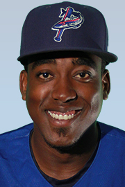 baseball player Gabriel Guerrero