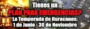 Tienes un plan para emergencias? button to link
