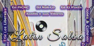Latin Salsa Festival 2018 poster
