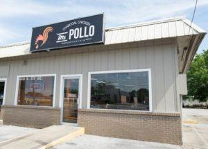 Mr. Pollo storefront