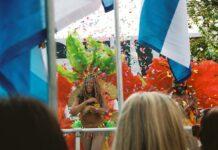 2018 Latino Festival Pensacola Samba Casa