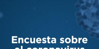 encuestra sobre el coronavirus logo