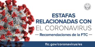 Coronavirus scam cover