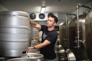 brewery worker
