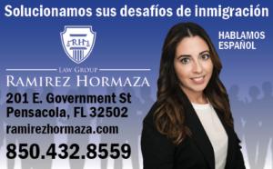 immigration attorney, aida ramirez, 850-432-8559