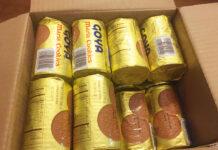 Goya cookies