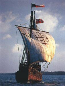 Tall ship Niña