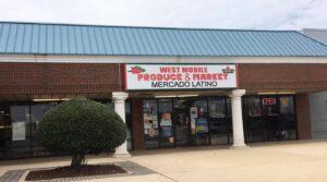 West Mobile Produce Market Mercado Latino