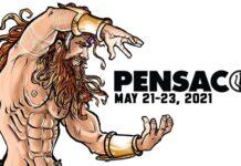 Pensacon 2021 Logo