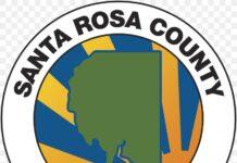 Santa Rosa County seal