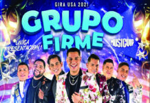 Grupo Firme in Fort Walton Beach March 27, 2021