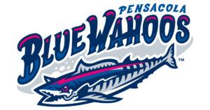 Pensacola Blue Wahoo's logo
