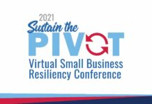 Sustain the Pivot Conference logo
