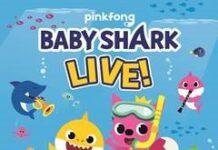 Baby Sharke Live! logo