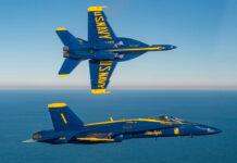 Blue Angels planes